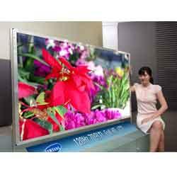Какой телевизор самый большой