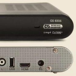 Обзор ресивера GS 8306: инструкция, основные характеристики