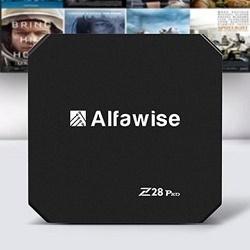 Популярная смарт-приставка Z28 от компании Alfawise