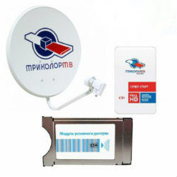 Инструкция, как вставить Smart-карту в ресиверы провайдера «Триколор ТВ»