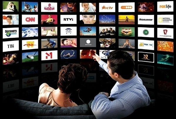 Просмотр телеканалов
