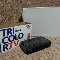 Замена программного обеспечения ресивера Триколор ТВ