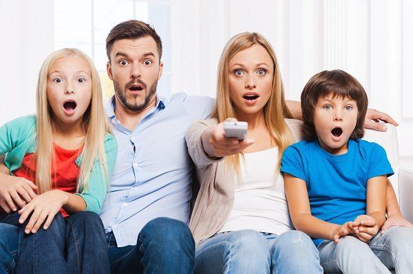 Семейный просмотр