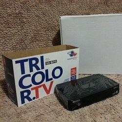 Процедура регистрации Триколор ТВ