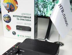 Комплект НТВ Плюс без антенны