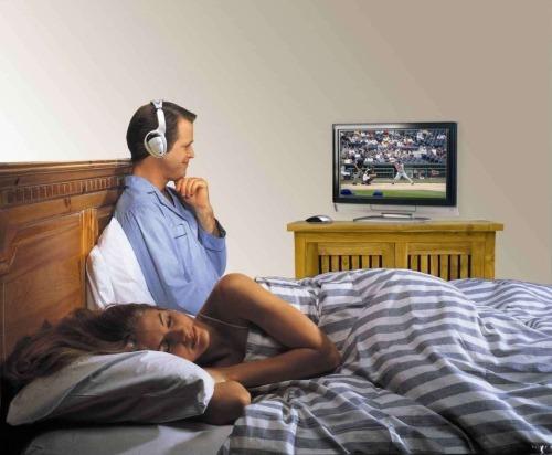 Беспроводные наушники для смарт ТВ