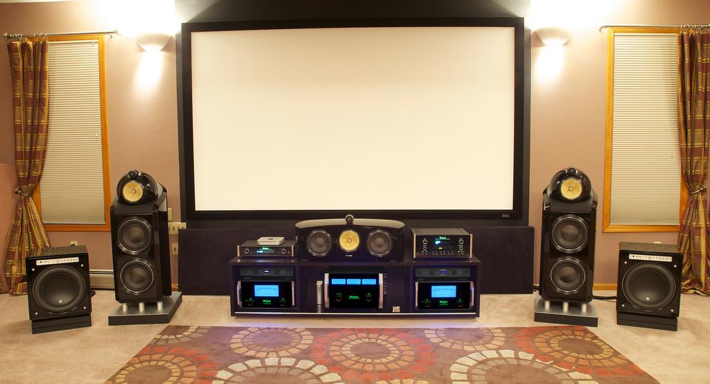 акустика hi end домашний кинотеатр