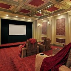 Домашний кинотеатр вручную