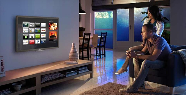 Смарт ТВ виджеты