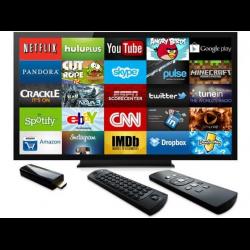 Как из обычного ТВ сделать Смарт ТВ