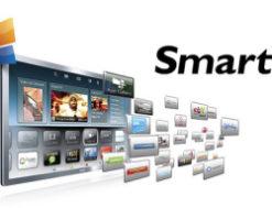 как подключить smart tv samsung
