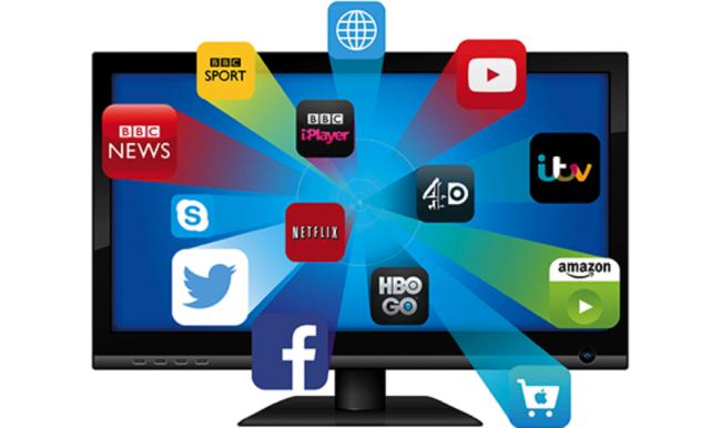 приложения Смарт ТВ