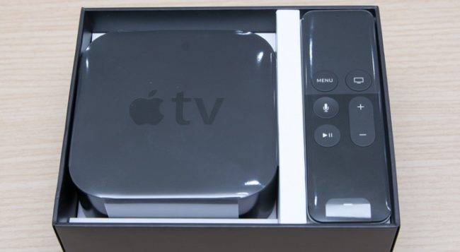 Apple TV Gen 4 64GB