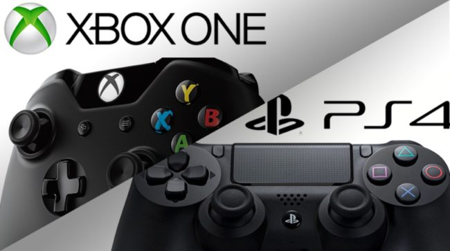 Play Station 4 и Xbox One