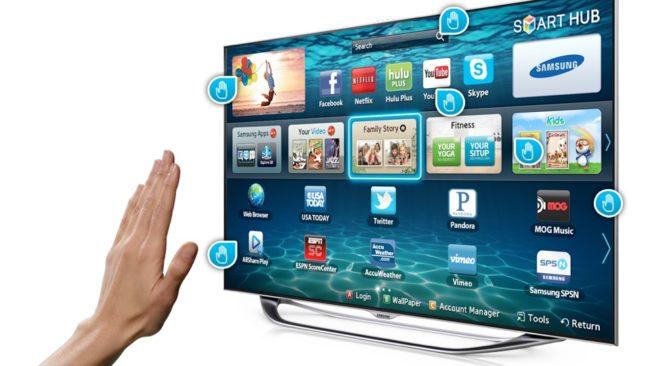 Смарт ТВ телевизор