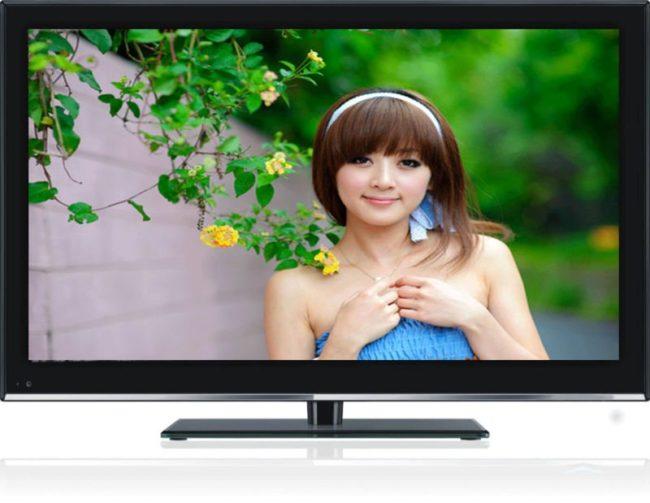 ЖК телевизор с LCD
