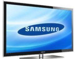 как настроить телевизор самсунг