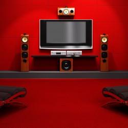 Инструкция, как подключать системы домашних кинотеатров к телевизору