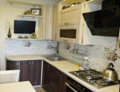 телевизор на кухне варианты размещения