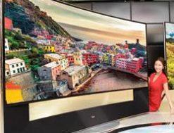 телевизор на квантовых точках