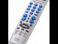 как настроить универсальный пульт к телевизору