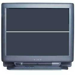 Как решить проблему с полосами на экране телевизора