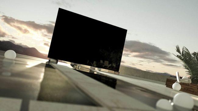 самый большой телевизор