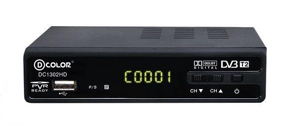 D-COLOR DC1302