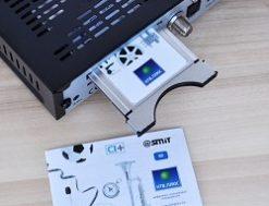 Варианты подключения спутникового ТВ: САМ-модуль или ресивер