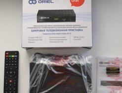 Обзор цифрового ресивера Oriel 963