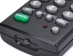 Устройство дистанционного управления ТВ-приставкой МТС