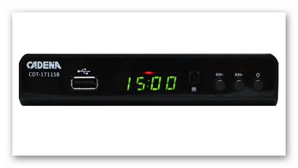TV — тюнер cdt-1711sb