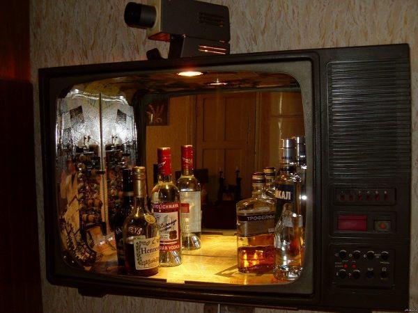Что можно сделать со старым телевизором