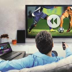 Как подключить телевидение Ростелеком на два ТВ