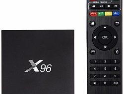 Характеристики и подключение ТВ-приставки X96 Mini