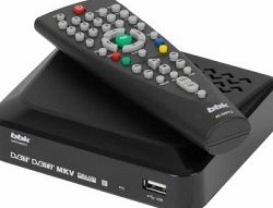 Цифровые ТВ-приставки марки BBK