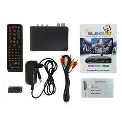 Ресивер Cеленга т71 для просмотра цифрового ТВ-вещания
